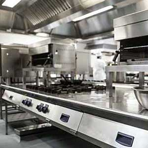 Commercial Cooker Cleaning